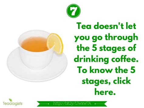 Instant coffee = instant fix. 7 Reasons Why Drinking Tea Is Way Better Than Drinking ...