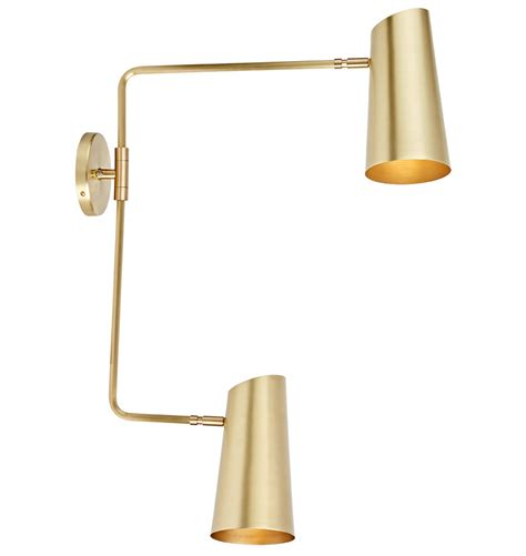 Swing Arm Sconce by Cypress Swing Arm Sconce Rejuvenation
