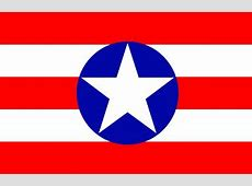 Fictional Flags inspired by the USA national flag