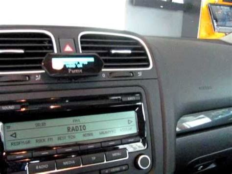 golf 6 bluetooth golf vi με parrot mki 9100 bluetooth usb ipod aux in