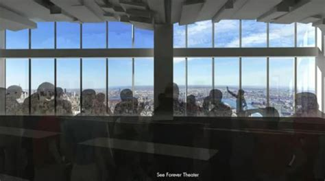 One Wtc Observation Deck Elevator by New Shows One World Trade Center Observation Deck S