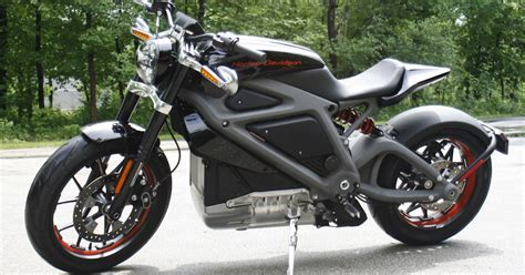 Harley-davidson Rolls Out Electric Motorcycle