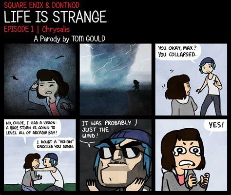 Life Is Strange Memes - life is strange visionary by thegouldenway on deviantart