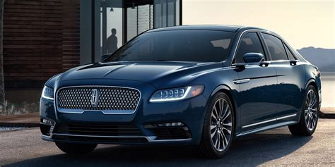 2018  Lincoln  Continental  Vehicles On Display
