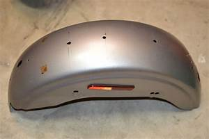 2007 Street Bob Rear Fender  Minor Damage  And Other Rear End Parts