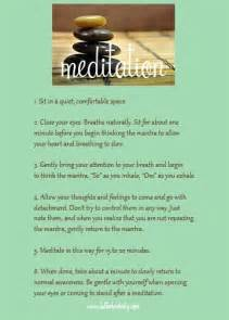 Learn How to Meditate Meditation