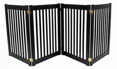 Dog Gate Pet Indoor Tall Barrier Freestanding