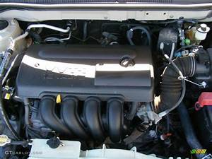 2003 Toyota Corolla Le 1 8 Liter Dohc 16v Vvt