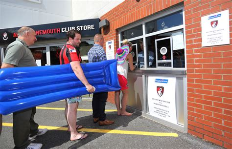 afc bournemouth sell tickets for capital one cup clash with portsmouth in euros football news