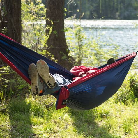 Travel Hammocks by Castaway Travel Hammock With Hanging Straps Dfohome