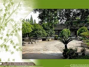 fond d39ecran jardin de la maison zhang shimming With forum plan de maison 12 fond decran paysage feerique