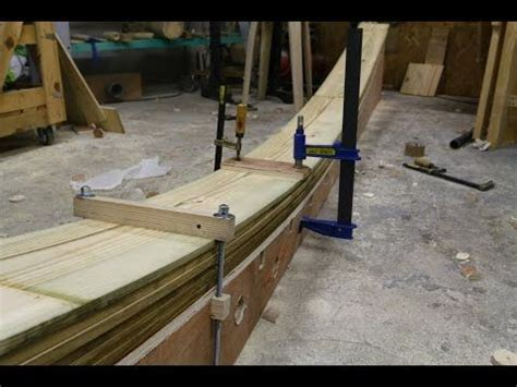 comment cintrer du bois comment cintrer du bois 224 la vapeur steam bending