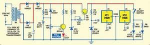 Circuit Diagram Of Ups System