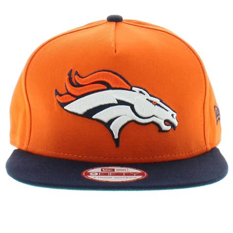 what are the denver broncos colors denver broncos team flip 2 snapback craniumfitteds