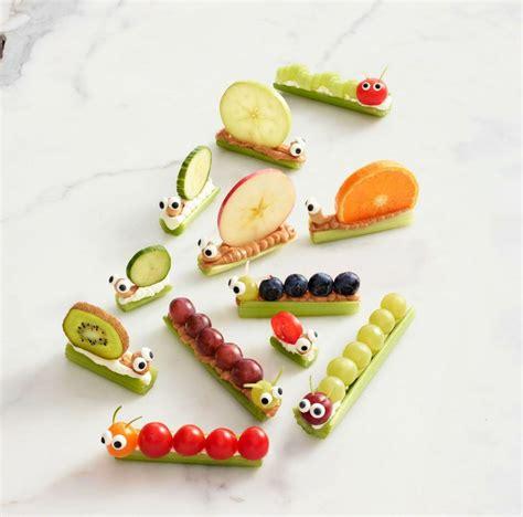 kindergeburtstag gesunde snacks gesunde snacks beim kindergeburtstag diy