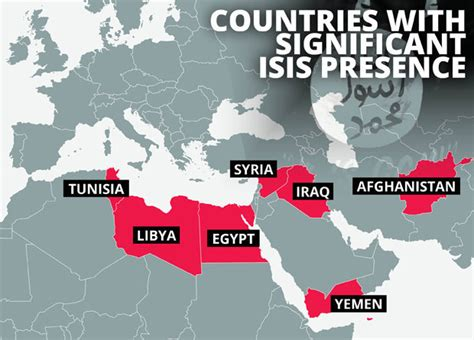 ISIS amassing 6,000 fighters in Libya ready to strike