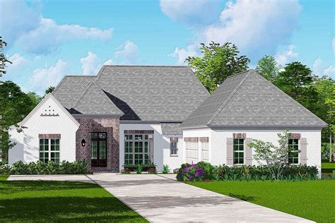 4 story house plans 4 bedroom single story european house plan 510049wdy