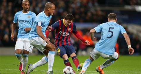 Manchester City vs Barcelona: 11 things you need to know ...