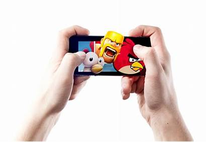 Mobile Games Simple Concepts Gaming