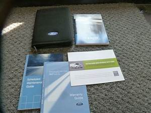 2005 Ford E350 Van Wagon Owner Manual User Guide Set Xl