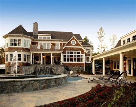 shingle style home ideas photo gallery shingle style house exterior detroit by