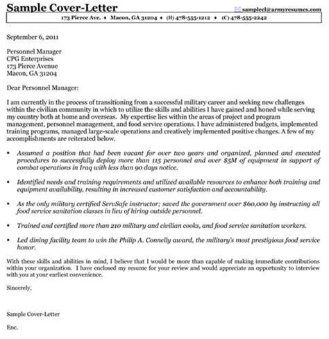 Government Resume Cover Letter Exles by Federal Resume Cover Letter Sle Source