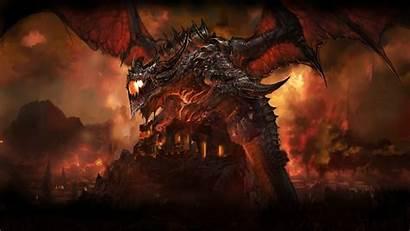 Warcraft Dragon Wallpapers 4k Games Desktop Cool