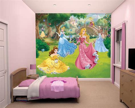behang kinderkamer disney walltastic disney prinsessen kinderkamer behang