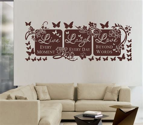 live laugh love wall décor inspirations homestylediary com