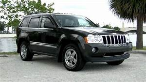 2005 Jeep Grand Cherokee 4x4 Limited A2677 Mov