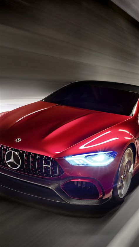 2017 Mercedes Amg Gt Concept 4k Wallpapers Hd Wallpapers