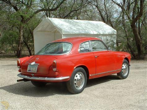 Alfa Romeo Giulietta Sprint For Sale by Classic 1959 Alfa Romeo Giulietta Sprint For Sale Dyler