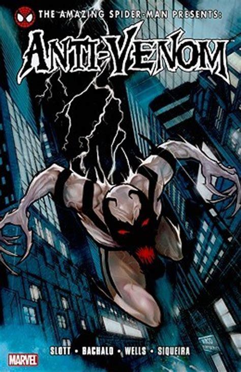 amazing spider man presents anti venom  zeb wells