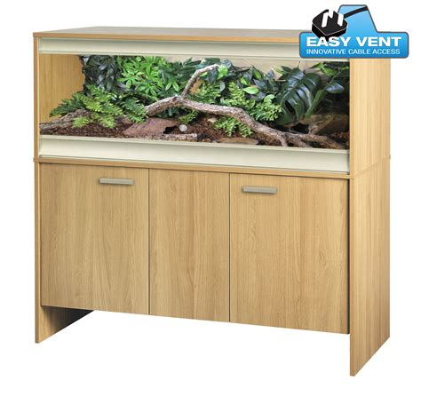 mexican kitchen cabinets viva terrestrial vivarium cabinet large oak 4109