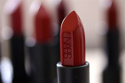 nars audacious lipstick collection  wines