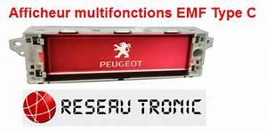 Afficheur Peugeot 407 : afficheur multifonctions 407 ~ Carolinahurricanesstore.com Idées de Décoration