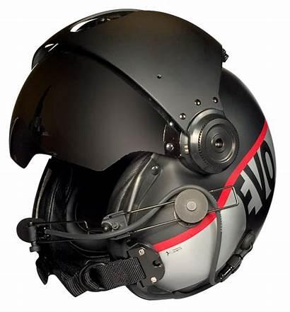 Helmets Helmet Helicopter Aviation Flight Evo Hph