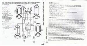 33 Altec Lansing Vs4121 Schematic Diagram