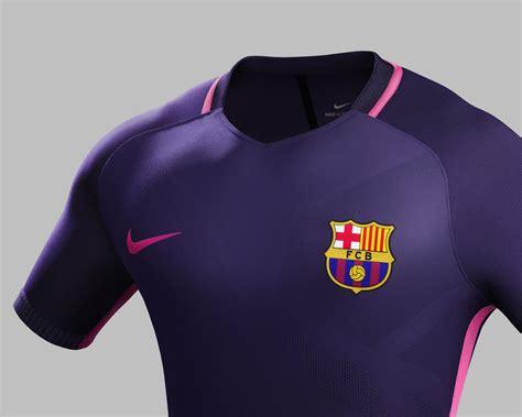 fc barcelona  kit   nike news