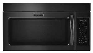 Kitchenaid Microwave  Model Khms2040bbl0 Parts And Repair Help