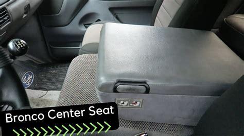 custom center consoleseat bracket