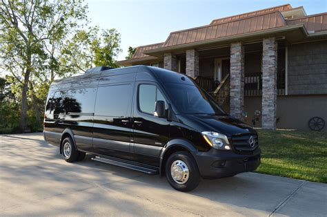 awesome  mercedes benz sprinter  limo  ext