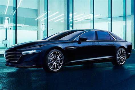 2015 Aston Martin Lagonda Sedan Detailed Gtspirit