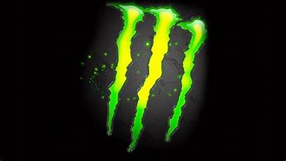 Monster Energy Logos Wallpapers Fox Czarne Widescreen