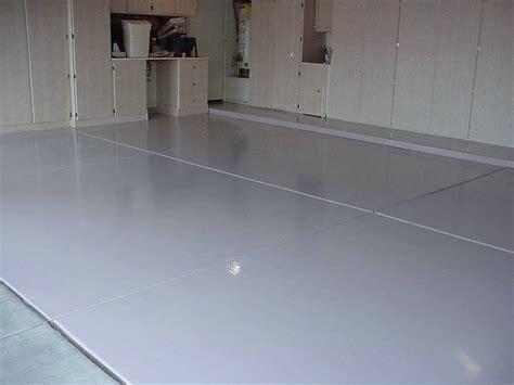 Best DIY Garage Floor Coating Ideas Grey Garage Floor