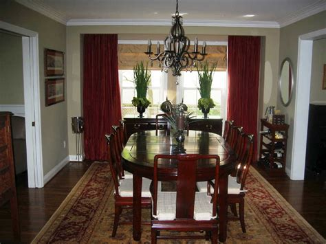 Formal Dining Room Paint Colors And Collection Red Images