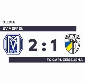Jena Gegen Meppen : sv meppen fc carl zeiss jena girth stellt sp ten sieg sicher 3 liga welt ~ Orissabook.com Haus und Dekorationen