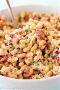 Best Creamy Macaroni Salad Recipe