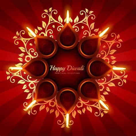happy diwali vectors wallpapers