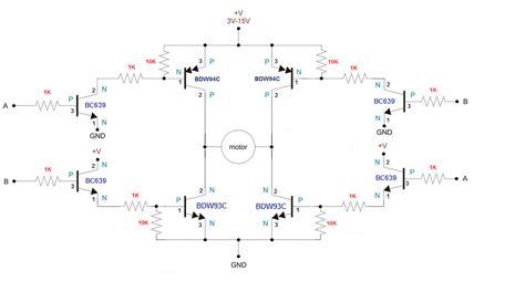 w eb zona 12a dual h bridge motorų valdymui